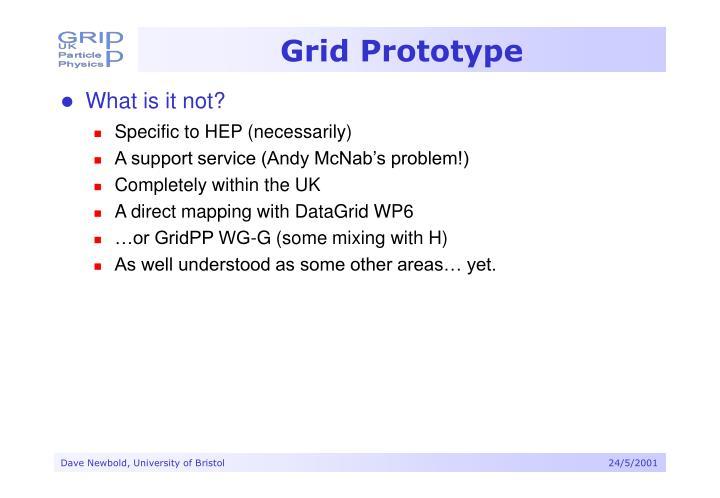 Grid Prototype