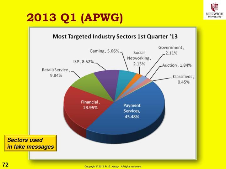 2013 Q1 (APWG)