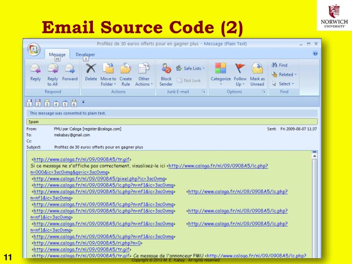 Email Source Code (2)