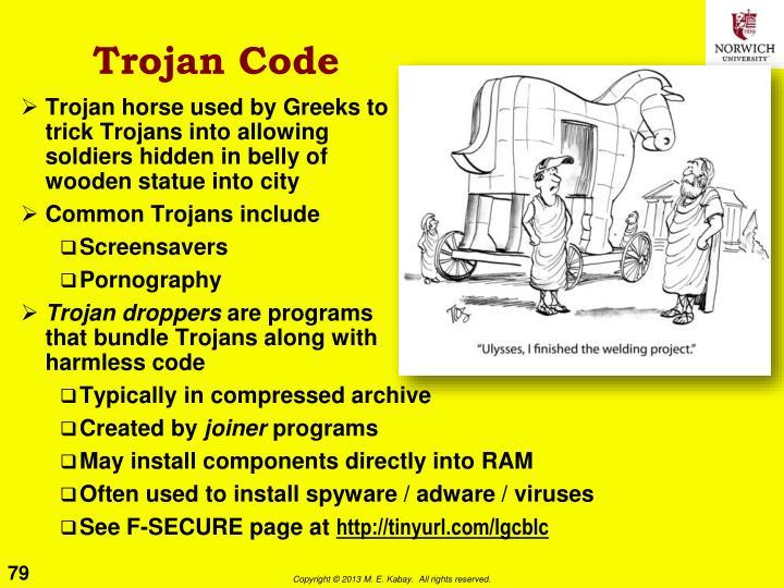 Trojan Code