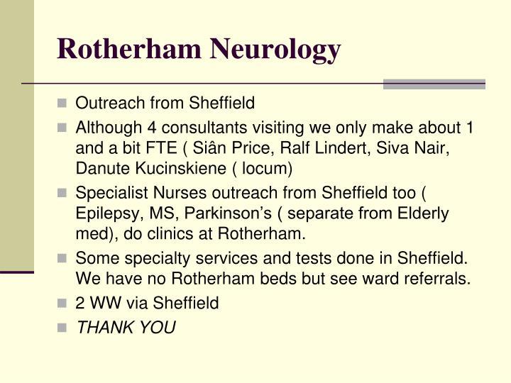 Rotherham Neurology