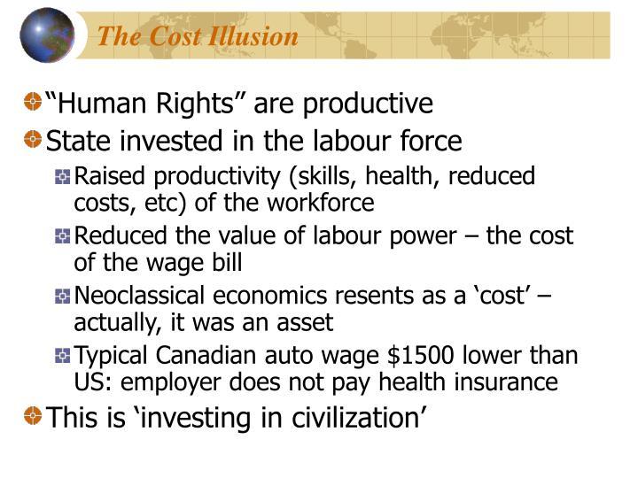 The Cost Illusion