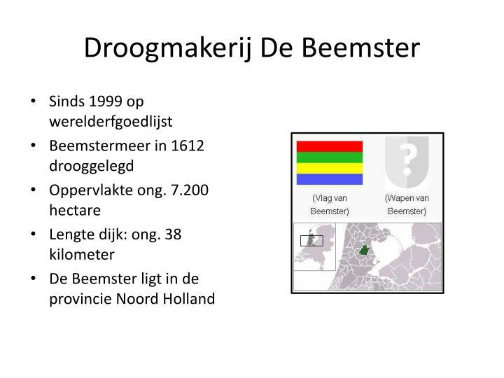 Droogmakerij De Beemster
