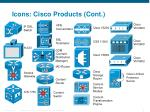 icons cisco products cont3