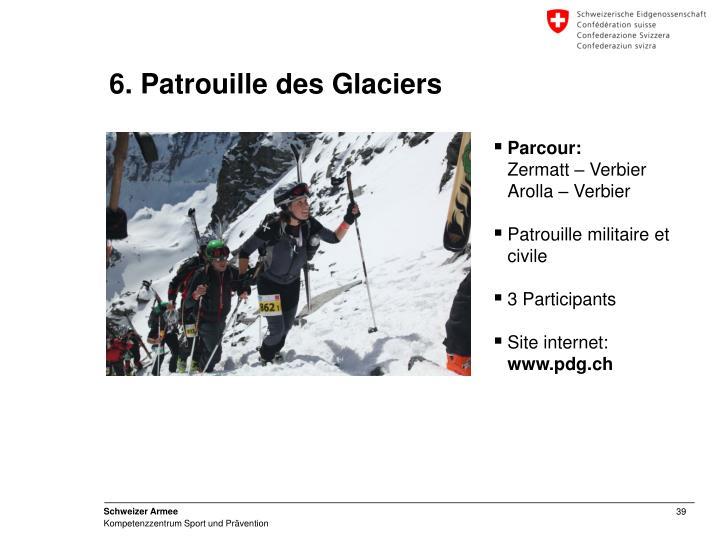 6. Patrouille des Glaciers
