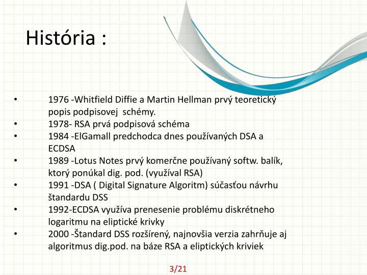 História :