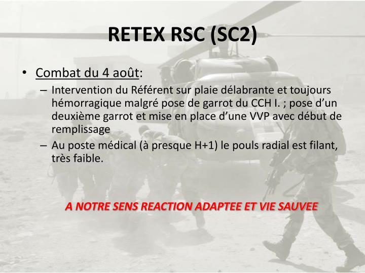 RETEX RSC (SC2)