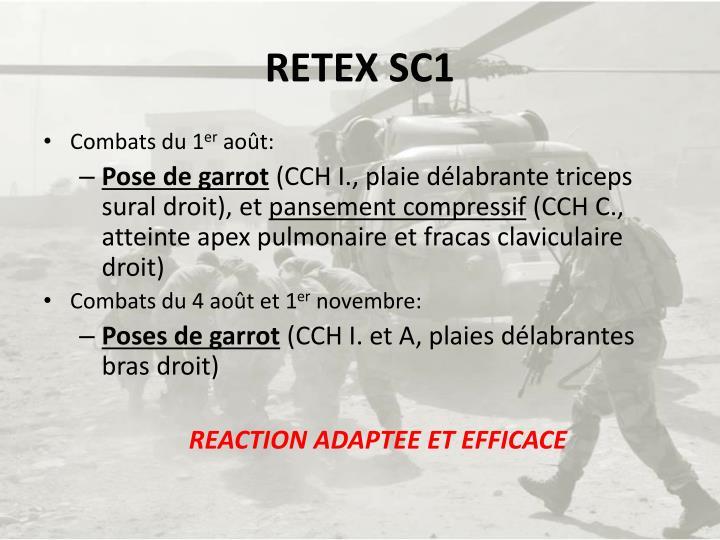 RETEX SC1