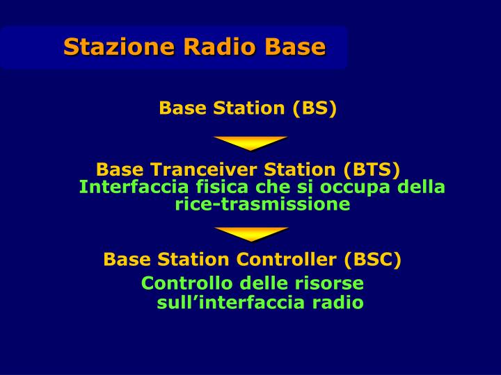 Base Station (BS)