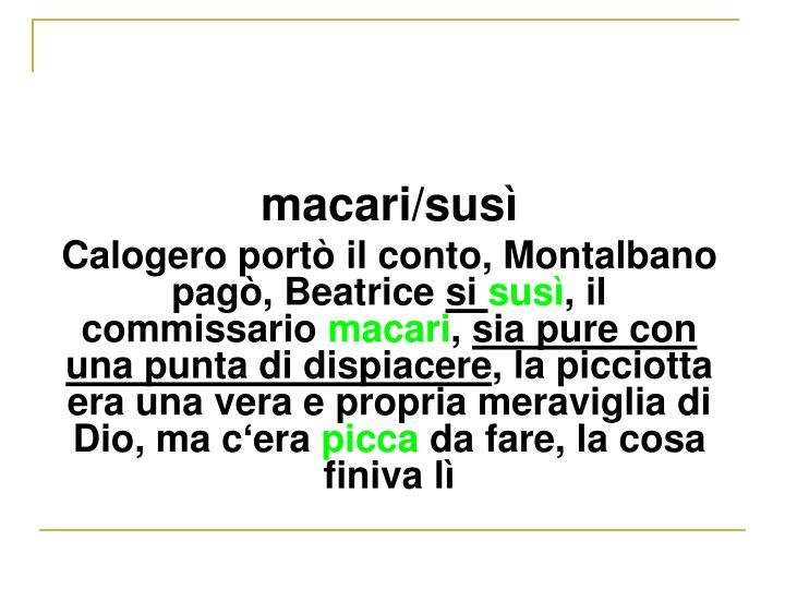 macari/sus