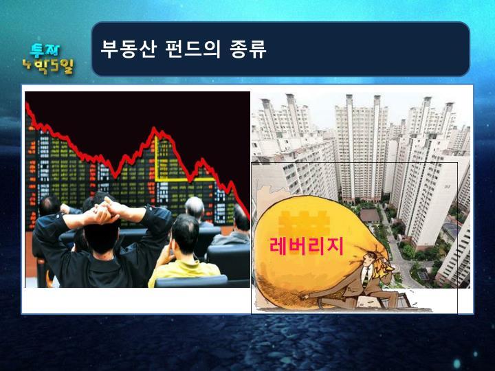 부동산 펀드의 종류