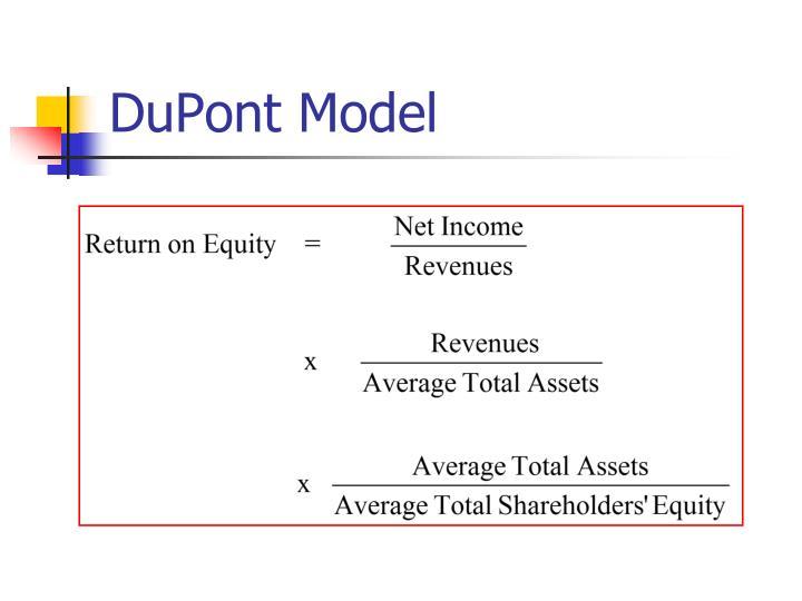DuPont Model