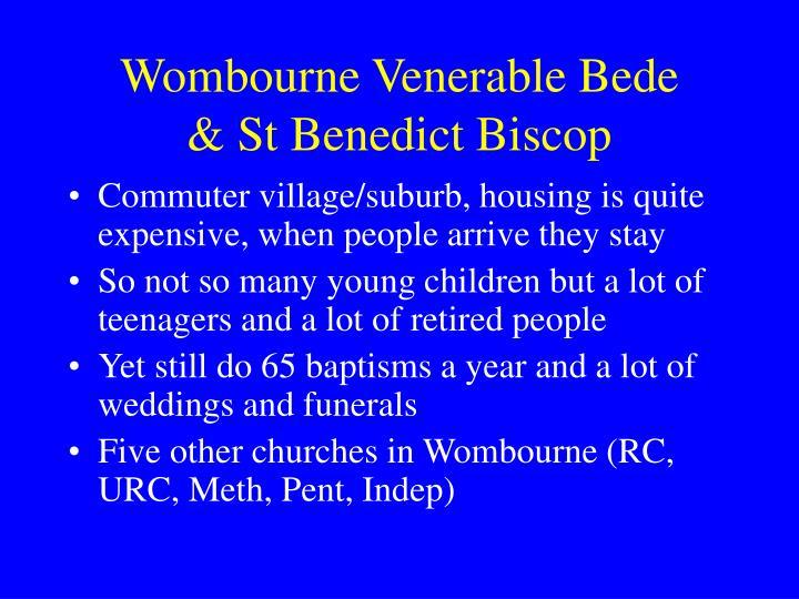 Wombourne Venerable Bede
