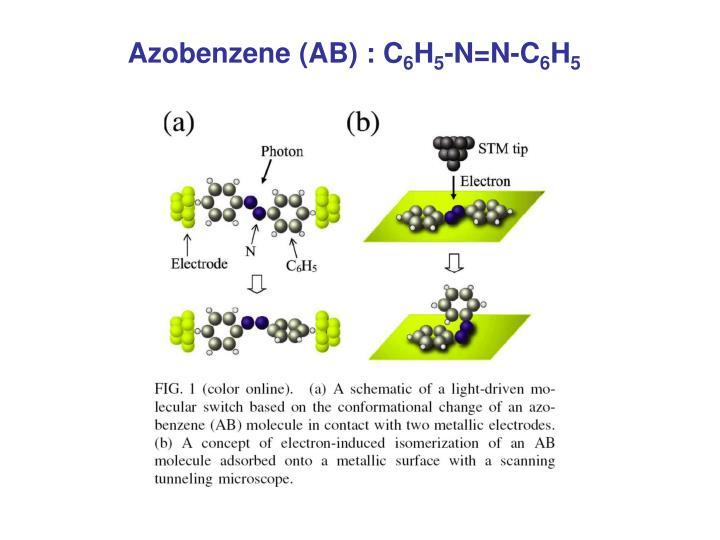 Azobenzene (AB) : C