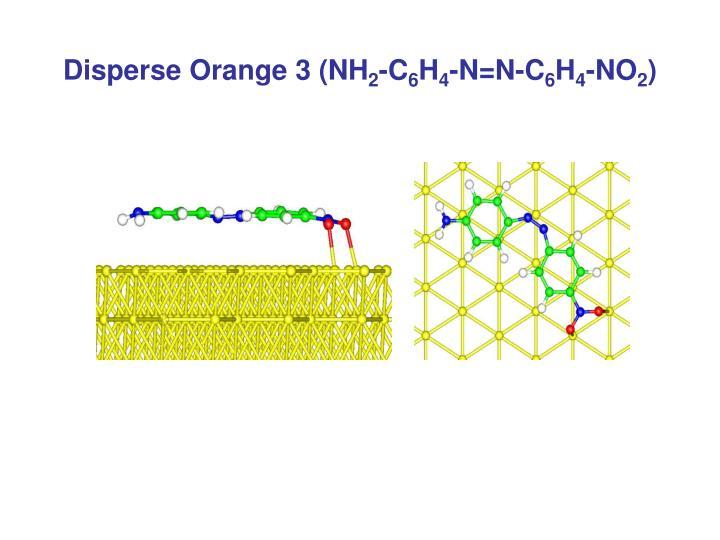 Disperse Orange 3 (NH