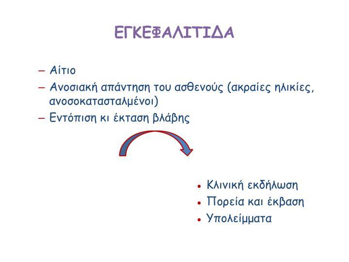 ΕΓΚΕΦΑΛΙΤΙΔΑ