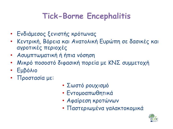 Tick-Borne Encephalitis