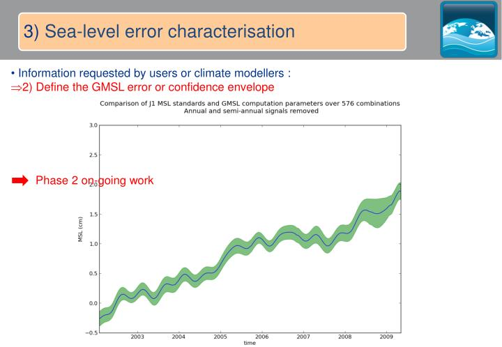 Information requested by users or climate modellers :