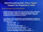 operationalising rajiv awas yojana support for preparatory tasks3
