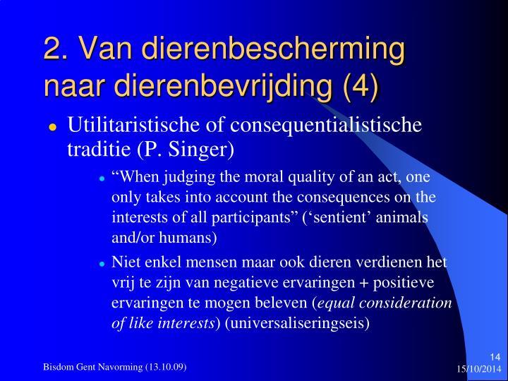 2. Van dierenbescherming naar dierenbevrijding (4)