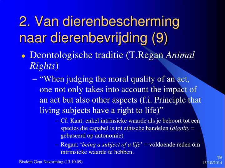 2. Van dierenbescherming naar dierenbevrijding (9)