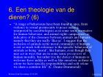 6 een theologie van de dieren 6