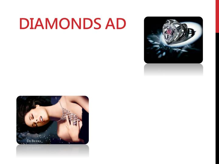 Diamonds Ad