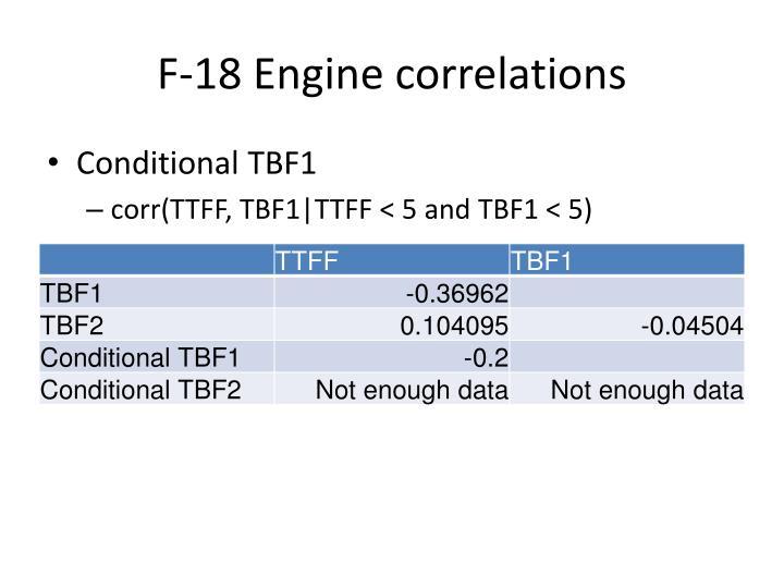 Conditional TBF1