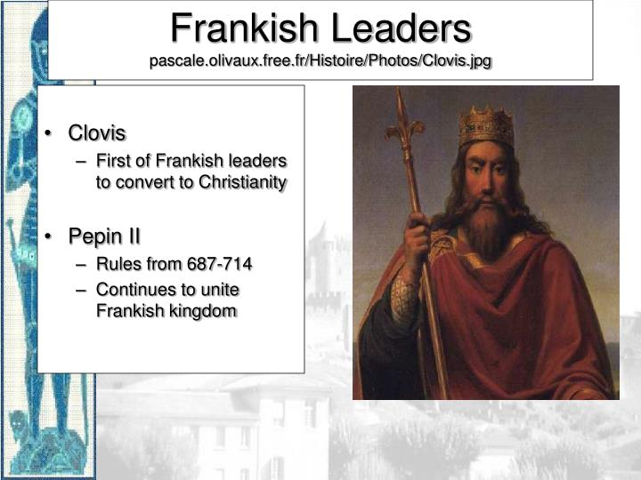 Frankish Leaders