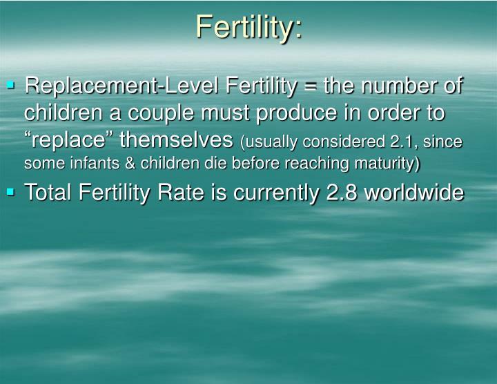 Fertility: