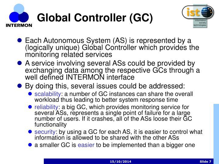 Global Controller (GC)