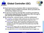 global controller gc