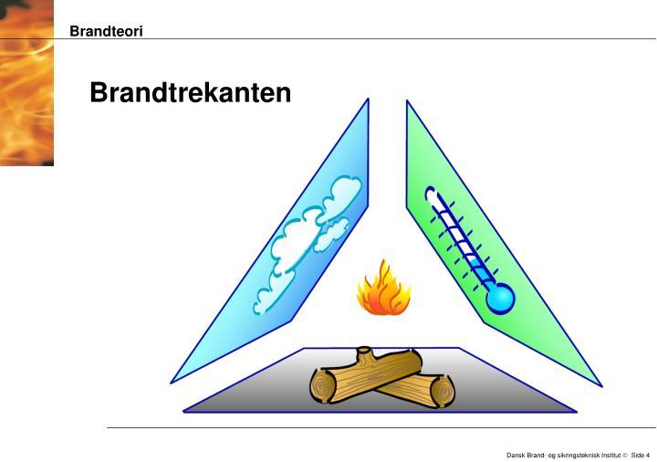 Brandteori