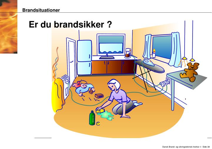 Brandsituationer