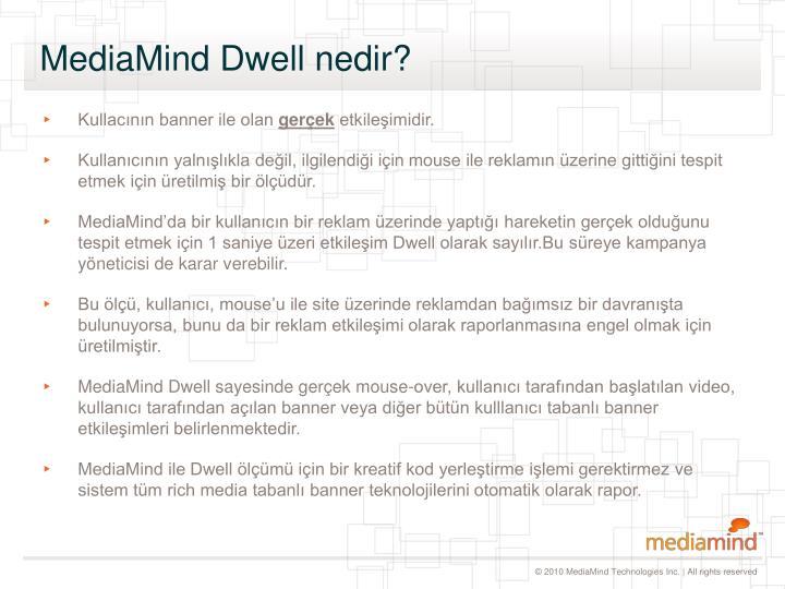 MediaMind Dwell