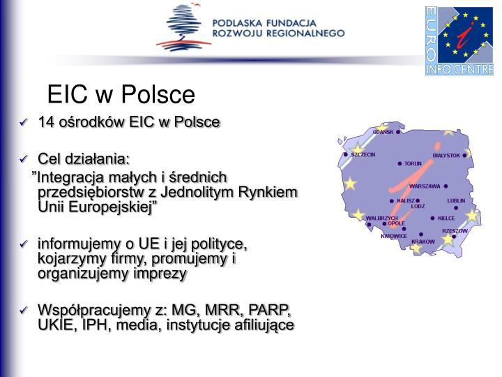EIC w Polsce