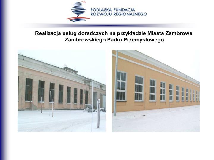 Realizacja usług doradczych na przykładzie Miasta Zambrowa