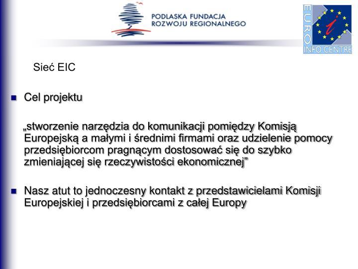 Sieć EIC
