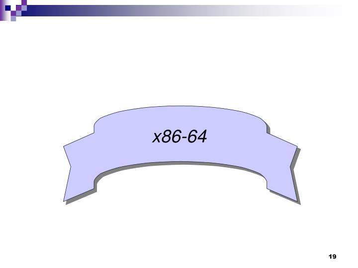 x86-64