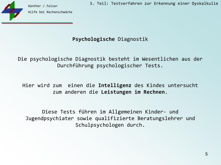 Psychologische