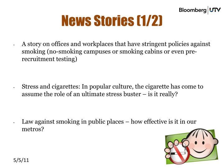 News Stories (1/2)