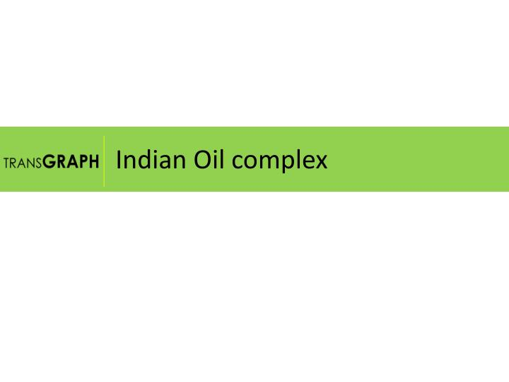 Indian Oil complex