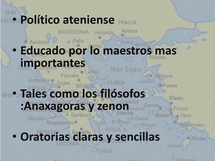 Político ateniense