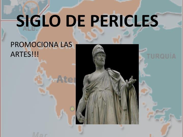 SIGLO DE PERICLES