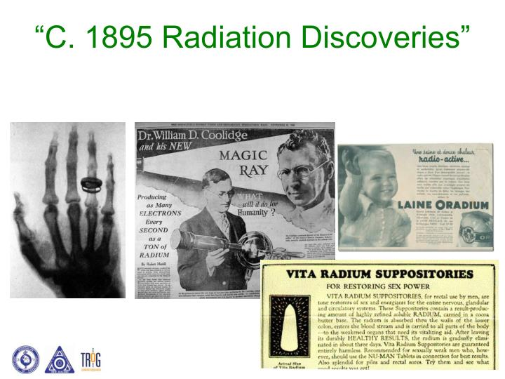"""C. 1895 Radiation Discoveries"""