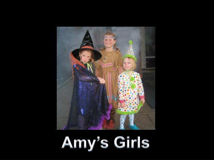 Amy's Girls