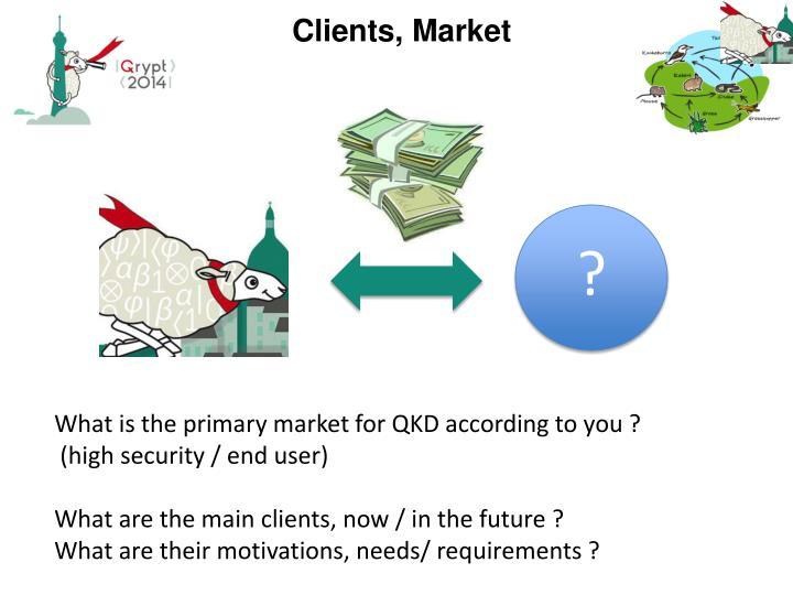Clients,