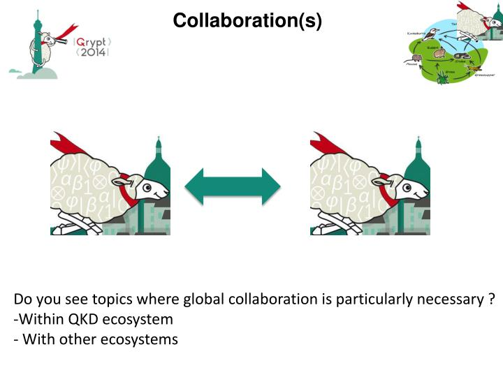 Collaboration(s)
