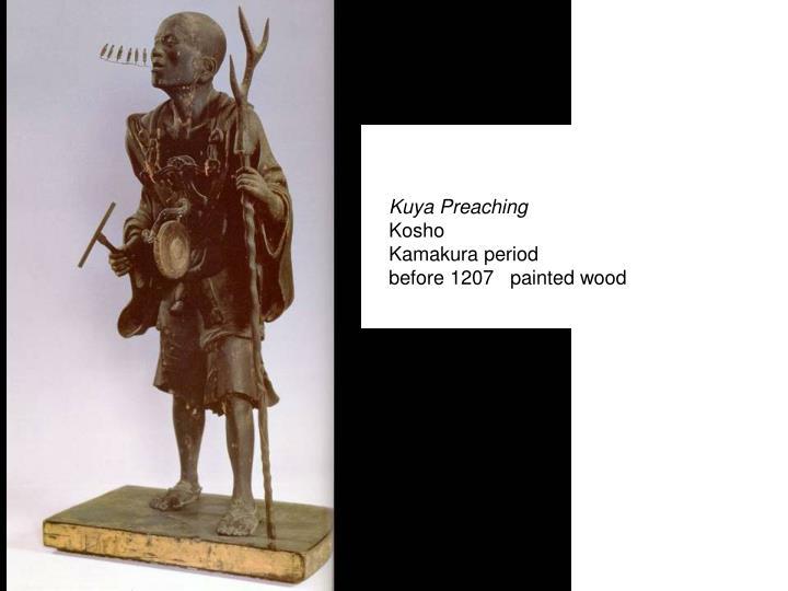 Kuya Preaching