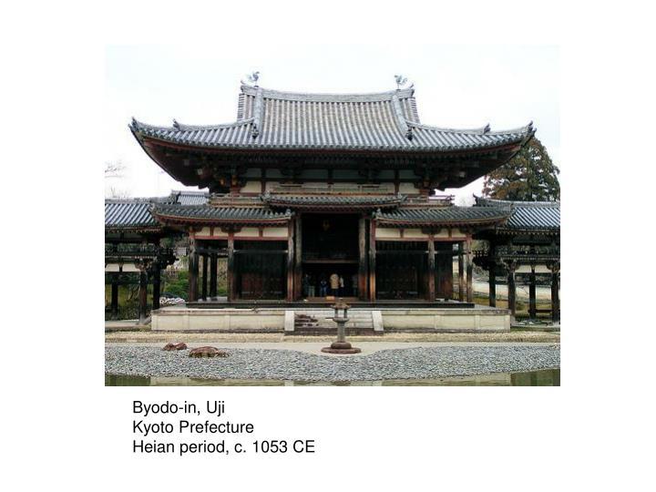 Byodo-in, Uji